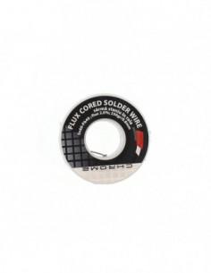 Fludor 250gr 0.8mm Chrome
