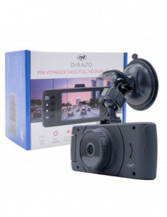 Camera auto DVR dual PNI...