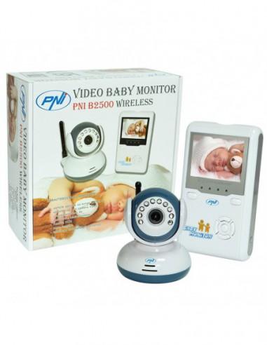 Video Baby Monitor PNI B2500 ecran...
