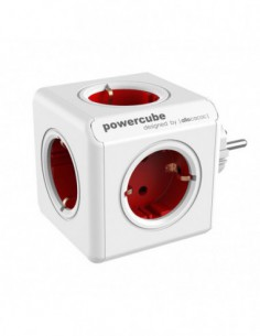 PRIZA POWER CUBE 5 SCHUKO 16A