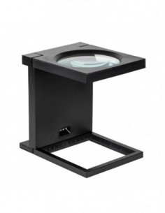 STAND LUPA 108MM 2.5D 3XLED