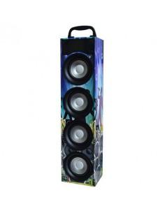 BOXA 40W CU BTFM/USB/SD